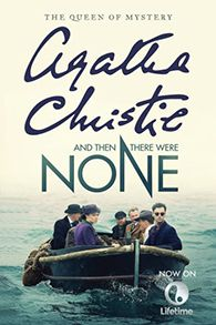 and then there were none by agatha christie cover image