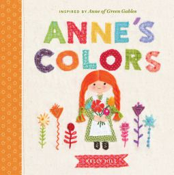 annes colors by kelly hill cover image