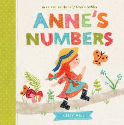 annes numbers by kelly hill book cover