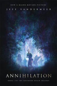annihilation movie tie-in cover
