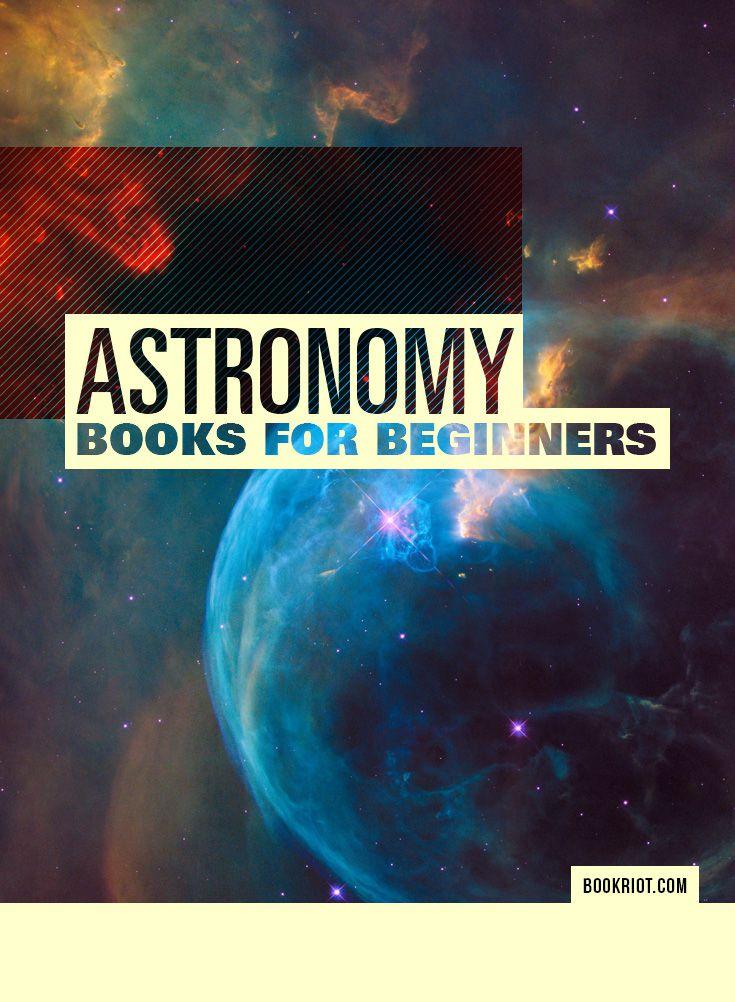 astronomy books for beginners