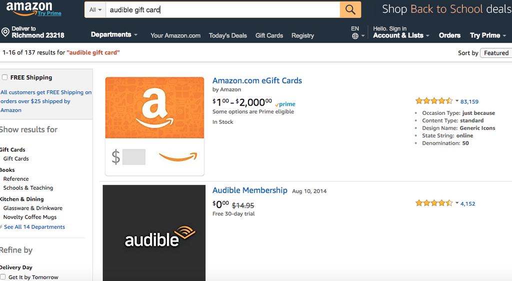 How To Gift An Audible Book To Your Friends And Family Book Riot