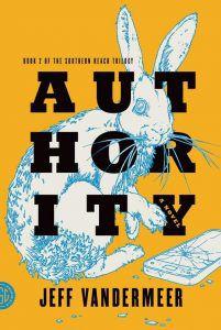 authority cover jeff vandermeer
