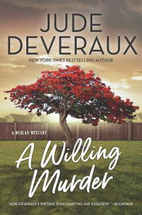 Cover of A WILLING MURDER by Jude Deveraux