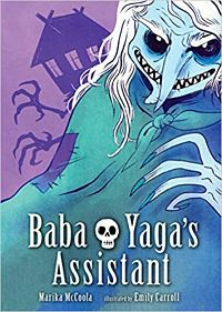 Cover of Baba Yaga's Assistant by Marika McCoola