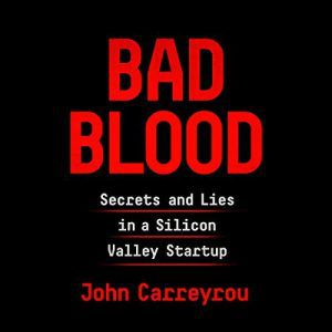 Bad Blood Audiobook Cover