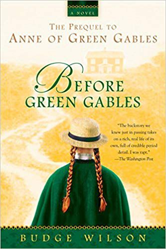 before green gables cover