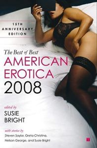 cover of best american erotica