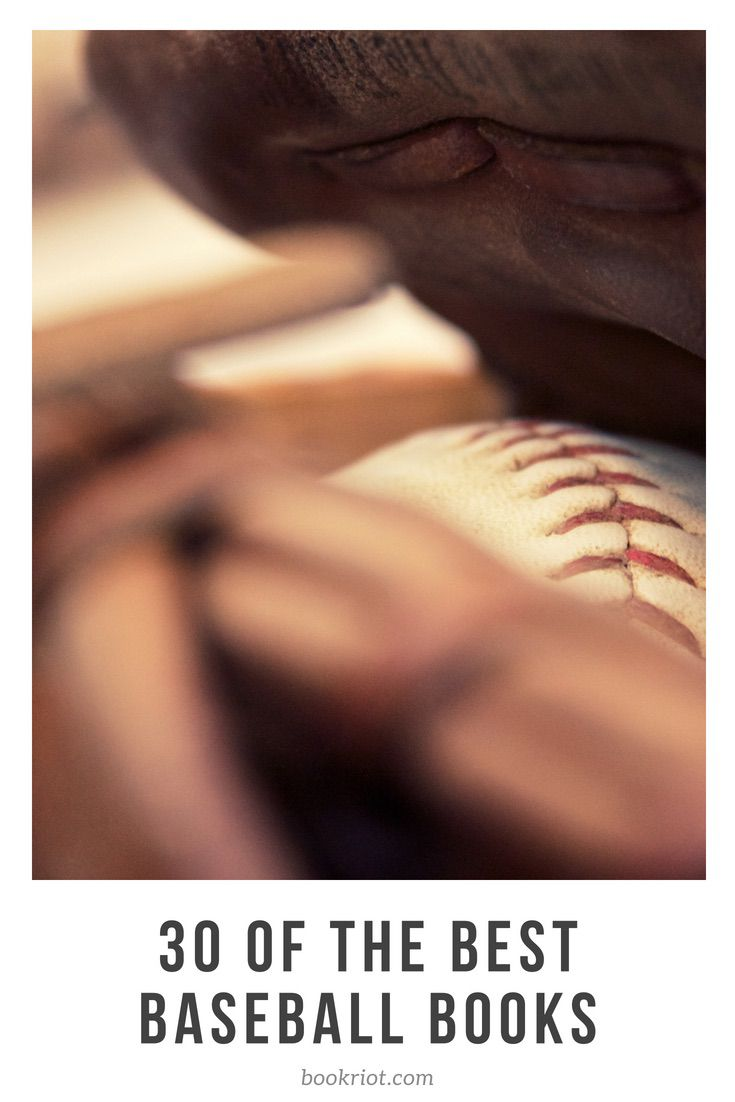 30 of the best baseball books of all time. book lists | sports books | best baseball books | baseball books