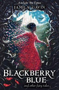 Cover for Blackberry Blue by Jamila Gavin