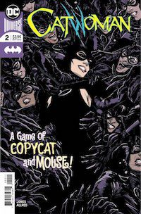 catwoman comic issue 2