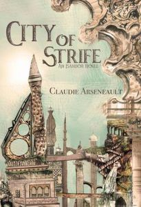City of Strife cover by Claudie Arseneault