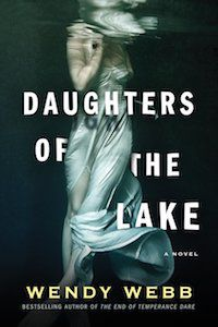 Daughters of the Lake by Wendy Webb book cover