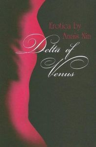 cover of delta of venus by anais non