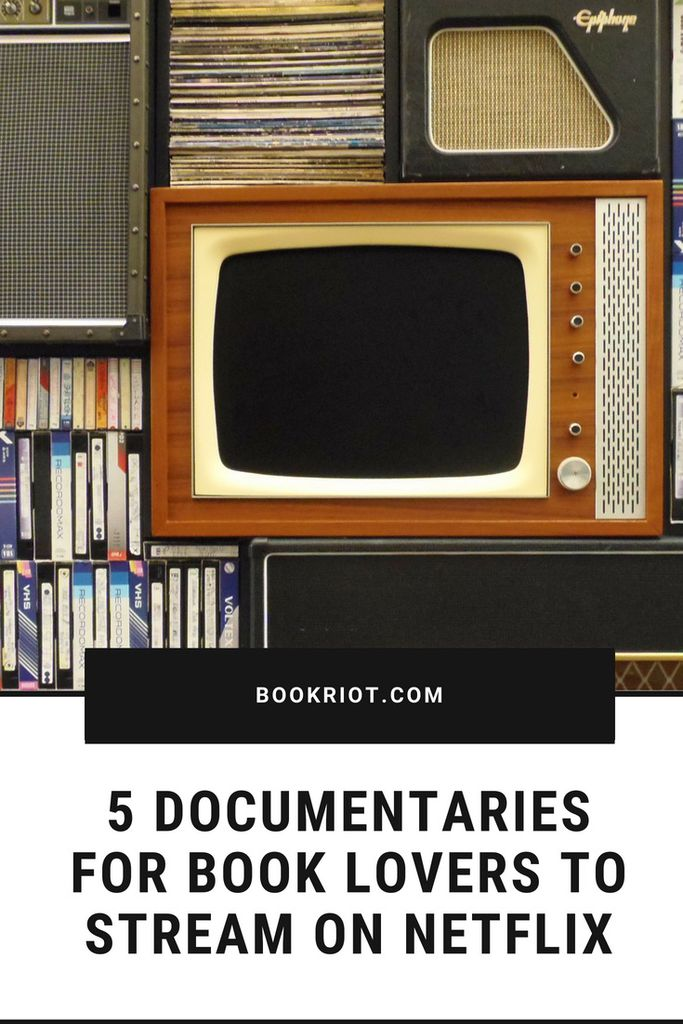 5 Documentaries For Book Lovers To Stream Right Now On Netflix