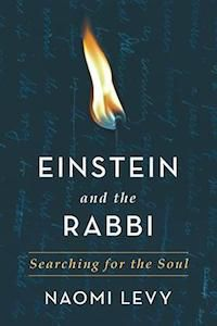Einstein and the Rabbi by Naomi Levy book cover