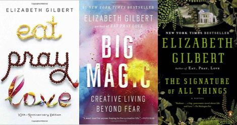 elizabeth gilbert books feature