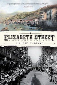 Elizabeth Street by Laurie Fabiano book cover