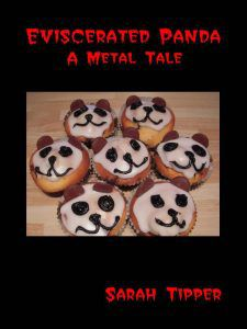 Eviserated Panda cover (cupcakes with panda face decoration)