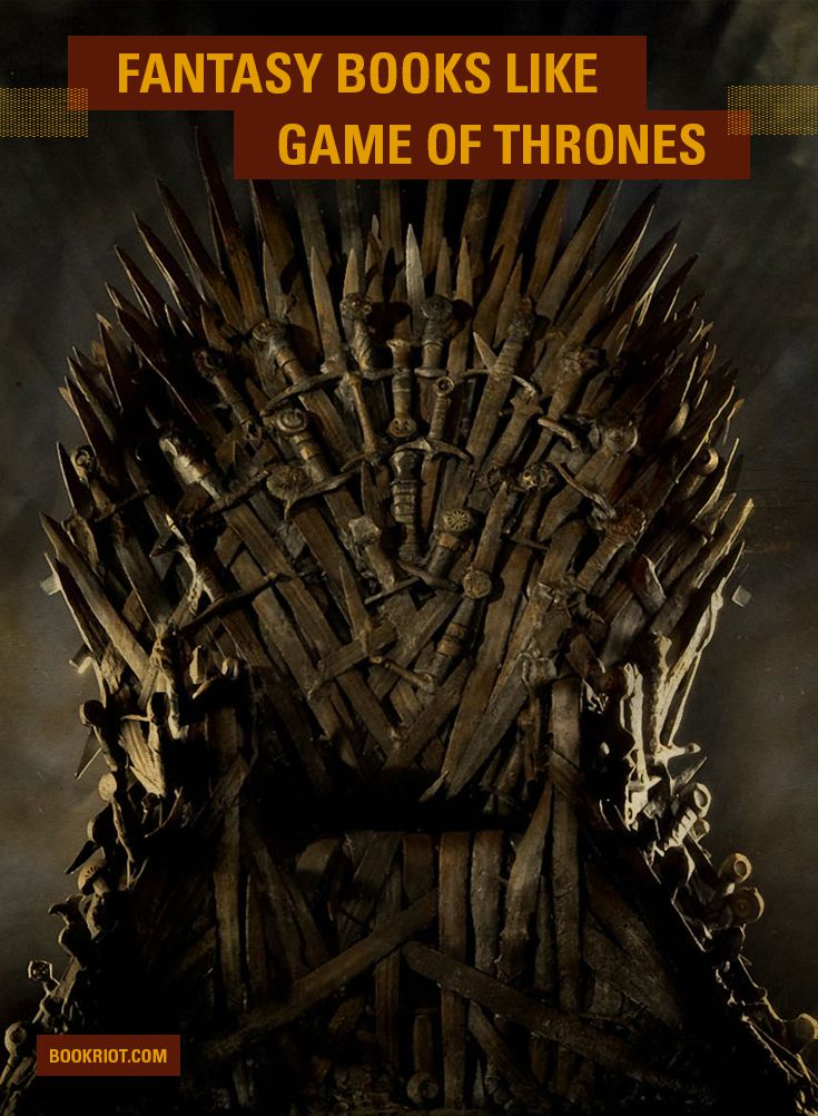 fantasy books like game of thrones