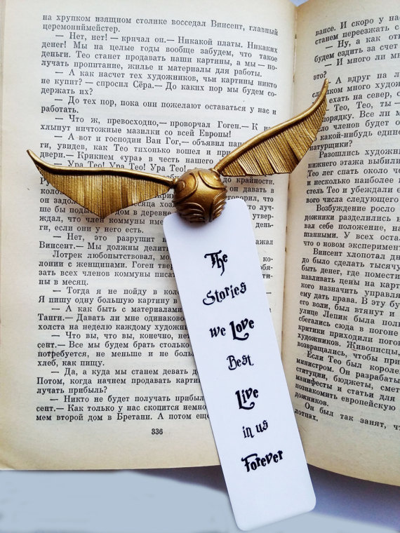 30 Magical Harry Potter Bookmarks That Every Fan Will Love ...
