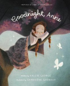 goodnight anne by kallie george cover image