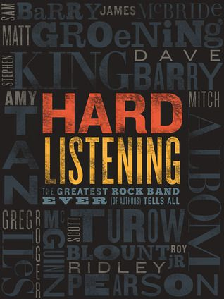 hard listening by amy tan et al cover