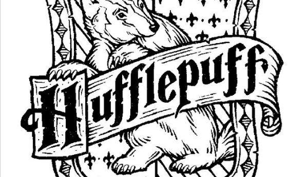 The Best And Most Magical Free Harry Potter Coloring Pages