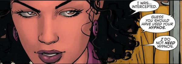 Huntress panel