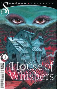 house of whispers image comic 1