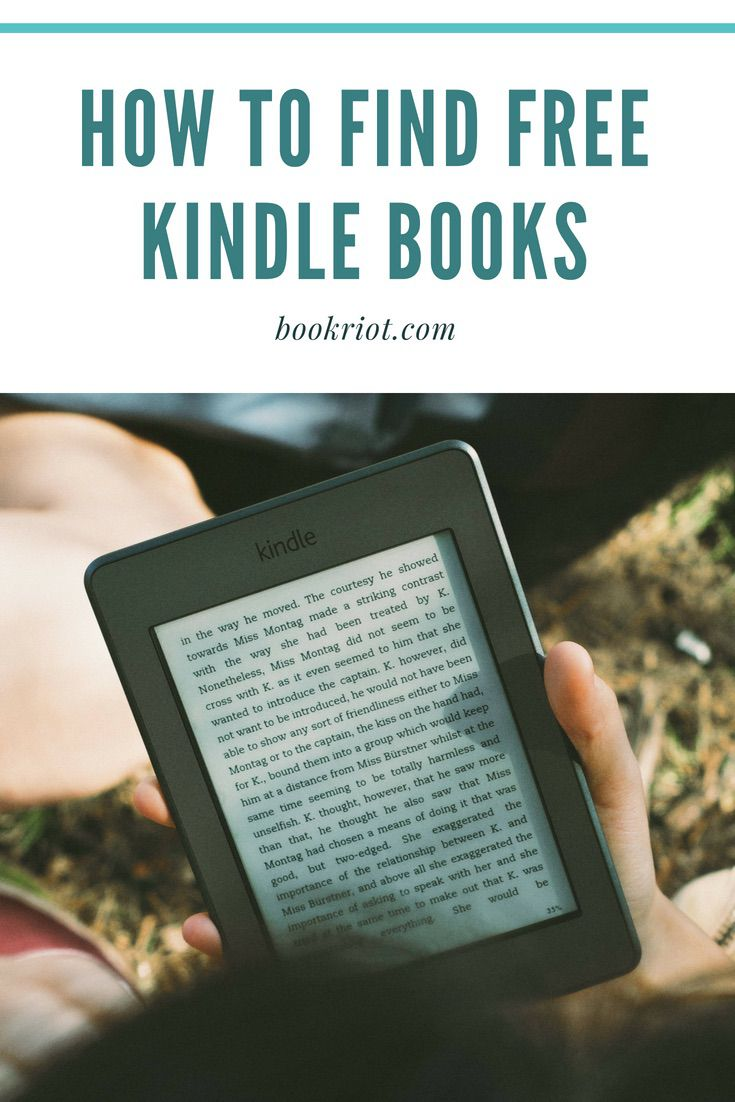 How To Find Free Kindle Books For Every Type Of Reader Book Riot