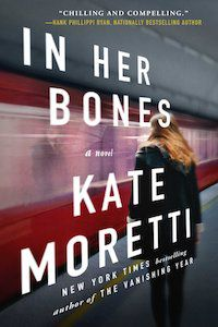 In Her Bones by Kate Moretti book cover
