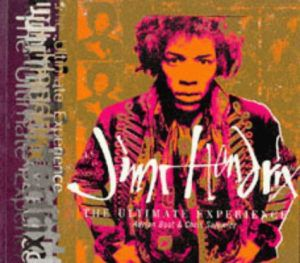 Book Cover Jimi Hendrix The Ultimate Experience