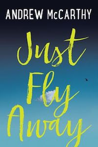Just Fly Away by Andrew McCarthy book cover