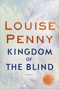 Kingdom of the Blind by Louise Penny book cover