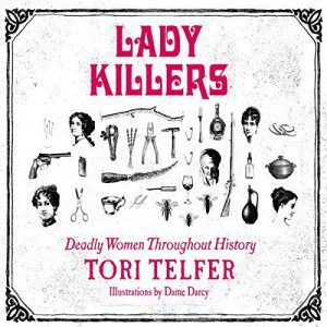 Lady Killers Audiobook Cover
