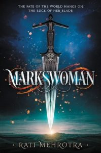 Markswoman cover by Rati Mehrotra