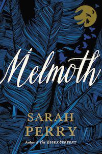 Melmoth by Sarah Perry book cover