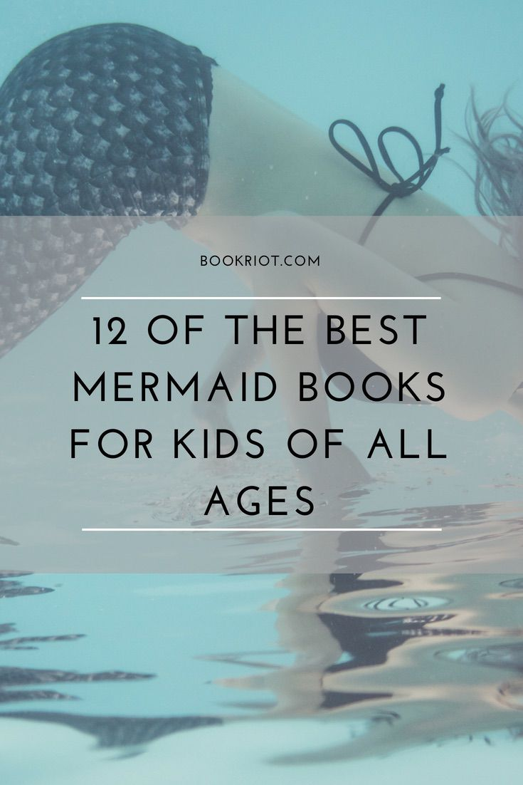 12 of the best mermaid books for kids of all ages.   mermaids | mermaid books | book lists | books for kids
