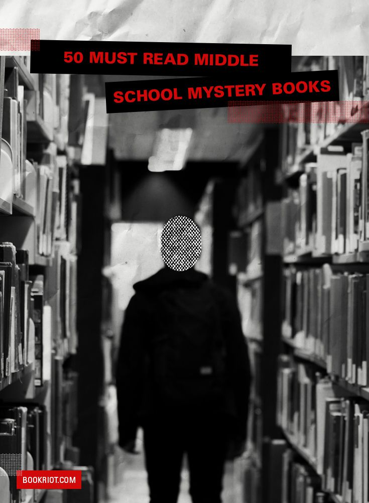 Best Middle School Mystery Books