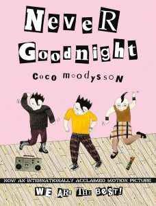 Cover of Never Goodnight by Coco Moodysson