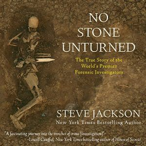 No Stone Unturned Audiobook Cover