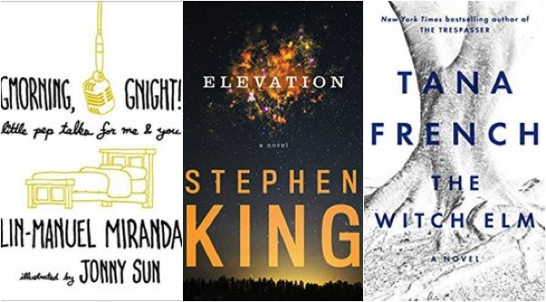 10 October New Releases To Put On Hold at the Library Right Now