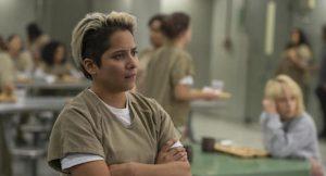 Vicci Martinez as Daddy in Orange Is the New Black Season 6