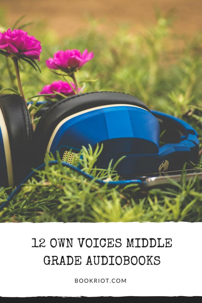 12 own voices middle grade audiobooks. audiobooks | middle grade audiobooks | #ownvoices books | #ownvoices audiobooks | #ownvoices middle grade books | book lists