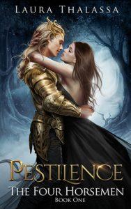 Pestilence cover by Laura Thalassa