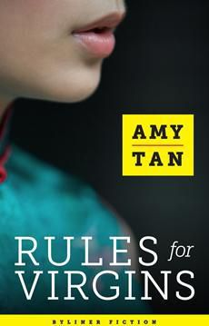 rules for virgins by amy tan cover