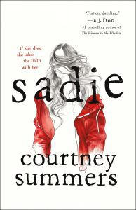Quotes from Sadie by Courtney Summers book quotes | Sadie | Courtney Summers quotes | YA book Quotes | #YALit