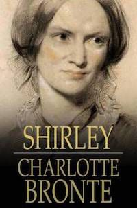 Cover of Shirley by Charlotte Bronte
