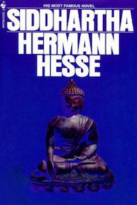 Siddhartha by Herman Hesse book cover